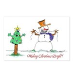 Ortho Kids Postcards (Package of 8)