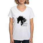 Serr Women's V-Neck T-Shirt