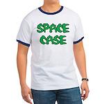 Space Case Ringer T-Shirt