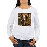 Kiss Me! Women's Long Sleeve T-Shirt