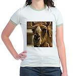 Kiss Me! Jr. Ringer T-Shirt