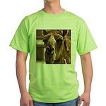 Kiss Me! Green T-Shirt