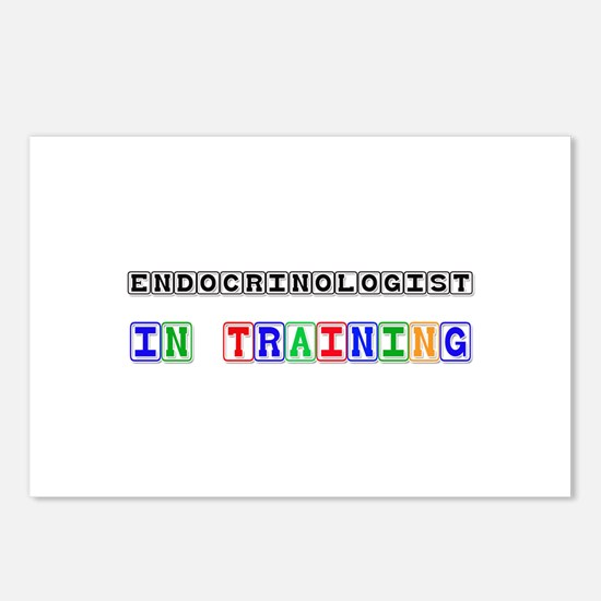 Endocrinologist In Training Postcards (Package of