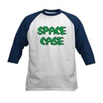 Space Case Kids Baseball Jersey