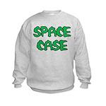 Space Case Kids Sweatshirt