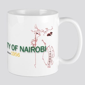 UON Warrior Mug