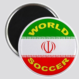 Iran World Cup 2006 Soccer Magnet