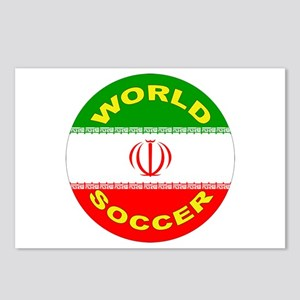 Iran World Cup 2006 Soccer Postcards (Package of 8