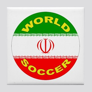 Iran World Cup 2006 Soccer Tile Coaster