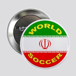 Iran World Cup 2006 Soccer Button