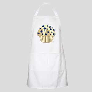 Blueberry Muffin BBQ Apron