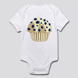 Blueberry Muffin Infant Bodysuit