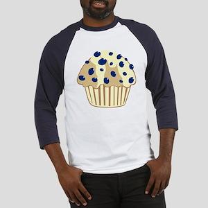 Blueberry Muffin Baseball Jersey