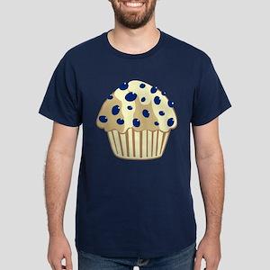 Blueberry Muffin Dark T-Shirt