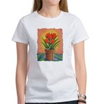 Tulips and Pearls Women's T-Shirt