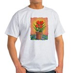 Tulips and Pearls Light T-Shirt
