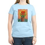 Tulips and Pearls Women's Light T-Shirt