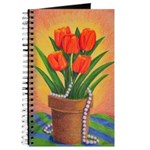 Tulips and Pearls Journal