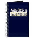 I'm Pro Opera Journal