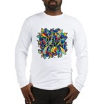 Leaves on Water Long Sleeve T-Shirt