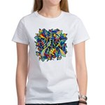 Leaves on Water Women's T-Shirt