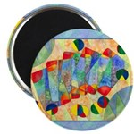 Poker Abstract Magnet