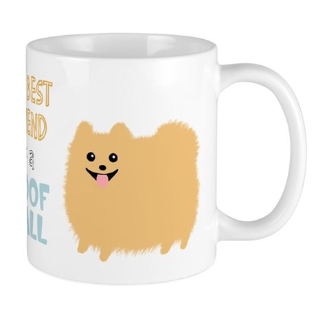 pomeranian mug pomeranian poof ball mug by mytreat 2033