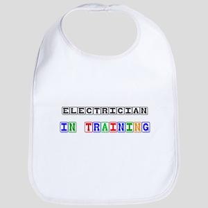 Electrician In Training Bib
