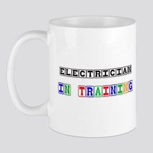 Electrician In Training Mug
