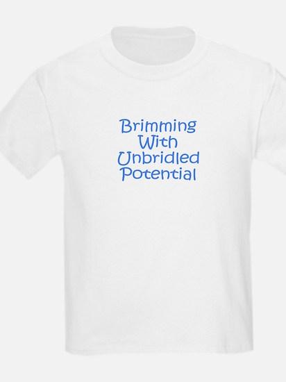 BRIMMING T-Shirt