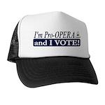 I'm Pro Opera Trucker Hat