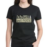 I'm Pro Opera Women's Dark T-Shirt
