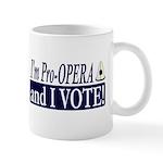 I'm Pro Opera Mug
