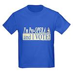 I'm Pro Opera Kids Dark T-Shirt