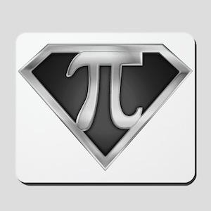 SuperPI(metal) Mousepad