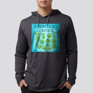 Infection Contro Long Sleeve T-Shirt