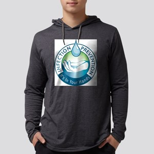 hands1 Long Sleeve T-Shirt