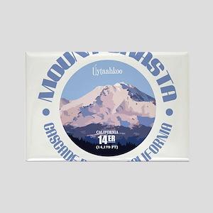 Mount Shasta s Magnets