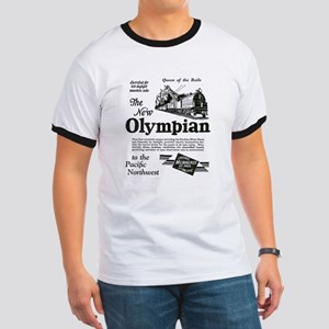 The Olympian 1929 Ringer T(2 image)