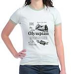 The Olympian 1929 Jr. Ringer T-Shirt (2 image)