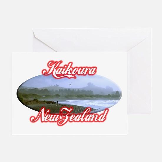 Funny Maori Greeting Card