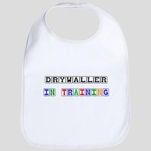 Drywaller In Training Bib