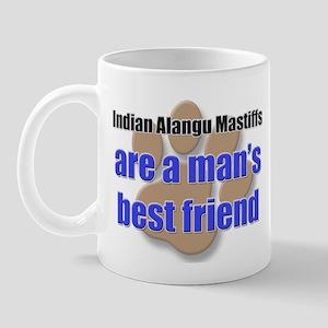 Indian Alangu Mastiffs man's best friend Mug
