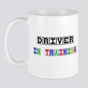 Driver In Training Mug