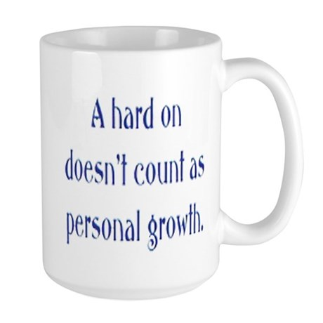 Growth Large Mug