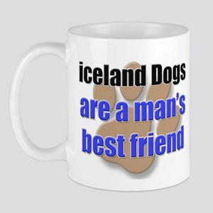 iceland Dogs man's best friend Mug