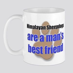 Himalayan Sheepdogs man's best friend Mug