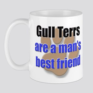 Gull Terrs man's best friend Mug