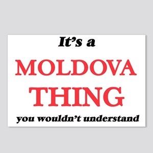 It's a Moldova thing, Postcards (Package of 8)