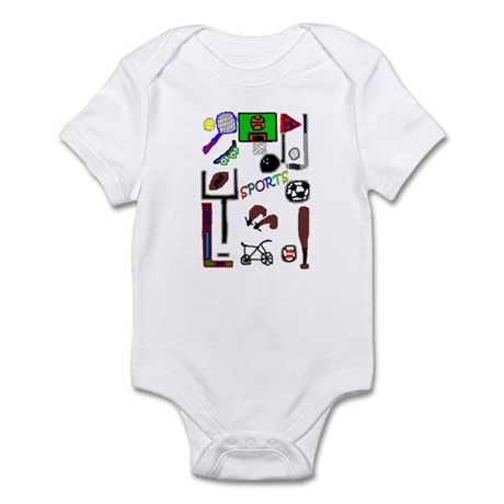 Sports Infant Bodysuit